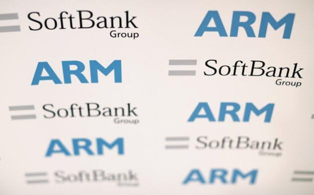 ソフトバンク傘下の英アームは現在、スマホなどのモバイル機器向けの半導体では圧倒的シェアを握るという=ロイター