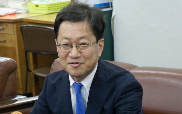 高知知事選で出馬予定の浜田氏