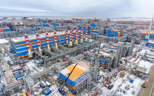 LNG需要が拡大し日本のプラント大手に追い風が吹く(日揮HDなどが受注したロシアのLNGプラント)