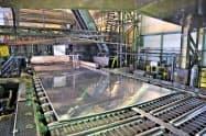 UACJはAIを活用して高機能アルミを開発する(同社の福井製造所)