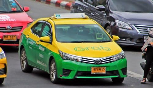 バーテックスは東南アジア配車大手グラブに最初に資金を拠出した(バンコク)