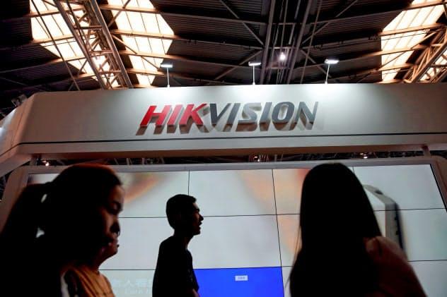 ハイクビジョンは監視カメラで世界首位を誇る=ロイター