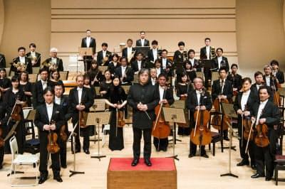 東京都交響楽団は1964年東京五輪の記念文化事業として創立された