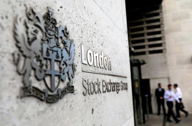 ロンドン証券取引所グループは2020年後半のリフィニティブ買収を目指す=ロイター