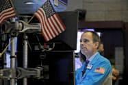 8日の米株式市場は続落で始まった(ニューヨーク証券取引所)=AP