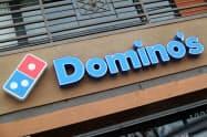 ドミノ・ピザの7~9月決算は市場予想を下回った=ロイター
