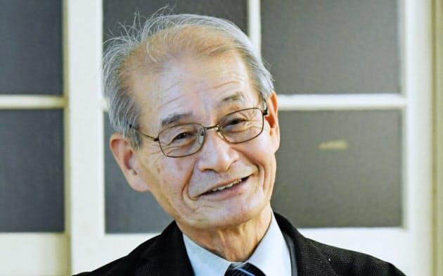 吉野彰 旭化成名誉フェロー