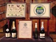 ヴィーガン認証を取得した永井酒造(群馬県川場村)の日本酒4種