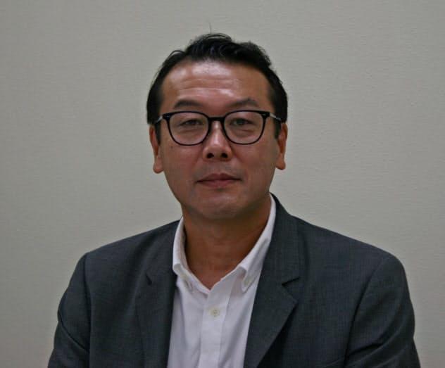 山梨大学キャリアセンター長の日永龍彦氏