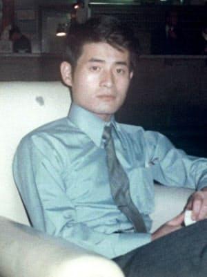 旭化成工業(当時)に入社した1972年当時の吉野彰氏(旭化成提供)=共同
