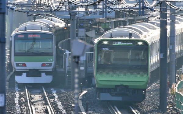JR東日本は台風15号の際には、計画運休の実施を始発の出る約12時間前に具体的な時間や線区を発表した