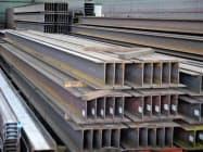 H形鋼の在庫は4カ月連続で減少
