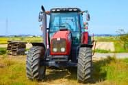 農業総研とマーケットエンタープライズは業務提携し、中古農機具の買い取りサービスを始めた