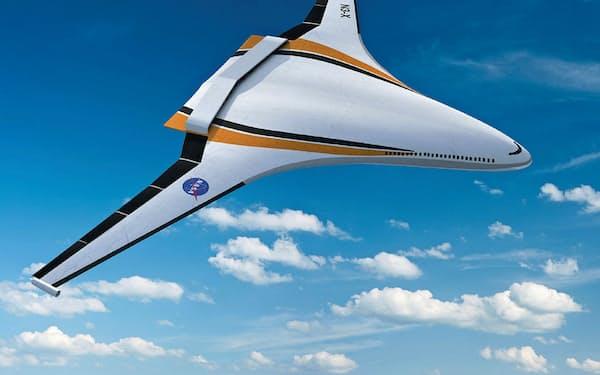 NASAが設計したN3-Xの予想図(岩熊教授提供)