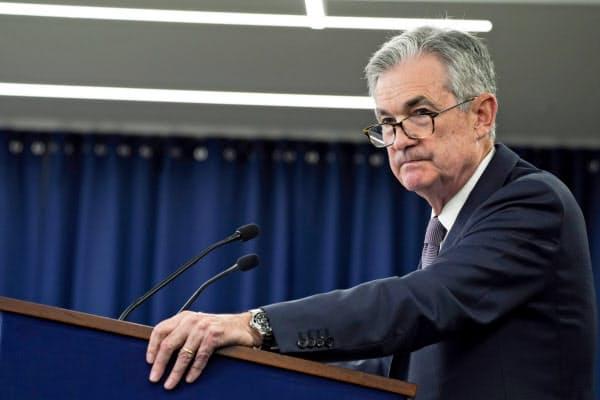 パウエル議長は金融規制の軽減を決めた=ロイター
