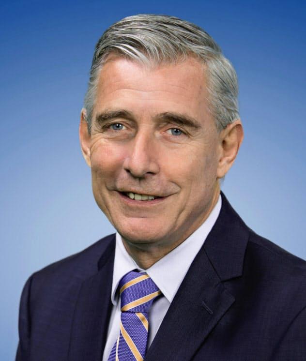NZ航空の新CEOに決まったグレッグ・フォラン氏