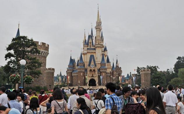 東京ディズニーランドなどを休園する
