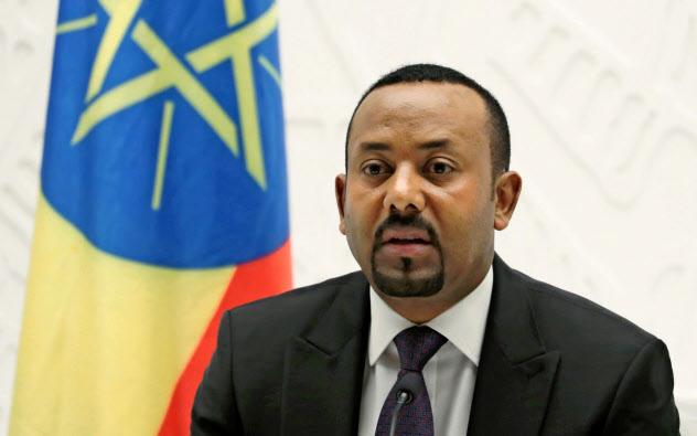 エチオピアのアビー首相=ロイター