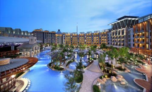 米ハードロック・インターナショナルはシンガポールのIRでホテルを展開する