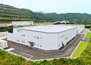 大塚テクノは鳴門第3工場(徳島県鳴門市)を完成させた