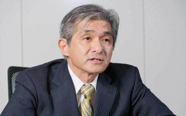 JDIの菊岡稔社長兼CEO
