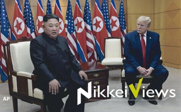 米朝協議「決裂」の舞台裏 最高指導者にも焦りの色