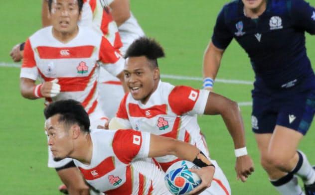 ジャパン8強、異例の強化で壁破る ラグビーW杯