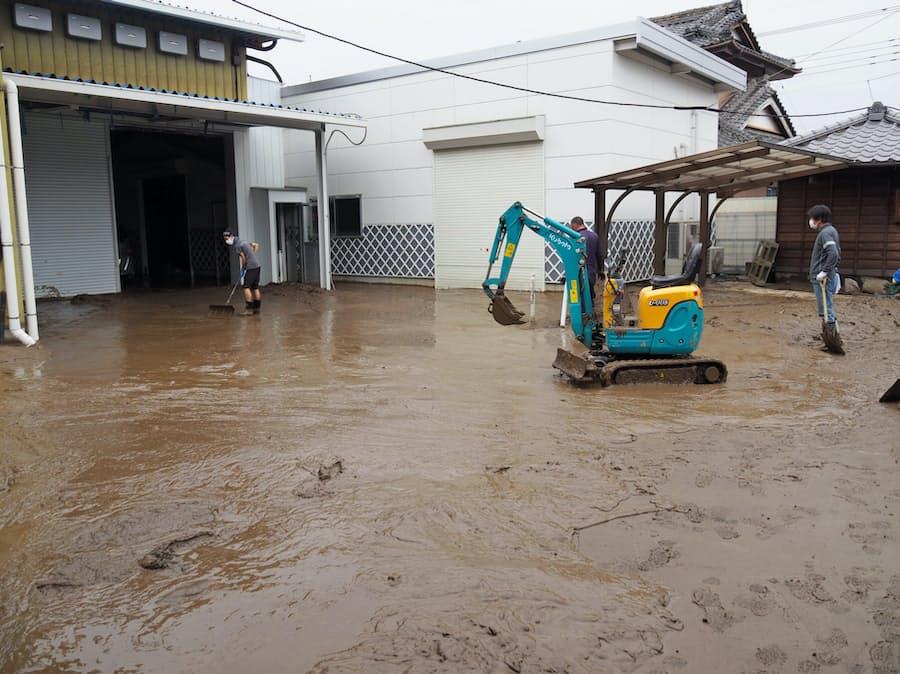 足利 市 浸水