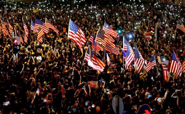 習主席が予言した手ごわい香港「人民戦争」