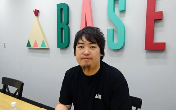 BASEの鶴岡裕太CEO