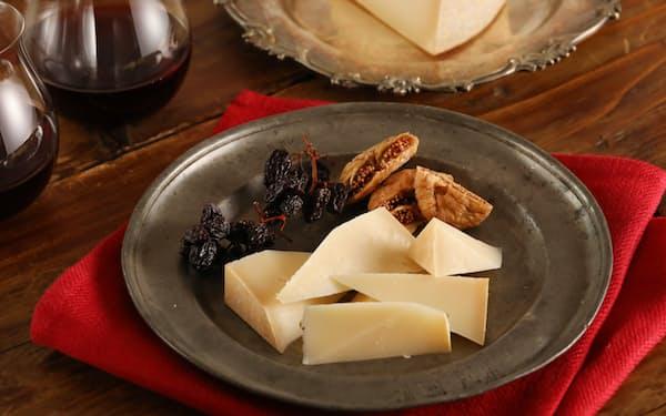 森のチーズ(長熟) チーズ工房那須の森