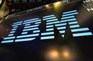 IBMはクラウド関連サービスなどの採算が悪化し最終減益となった=AP