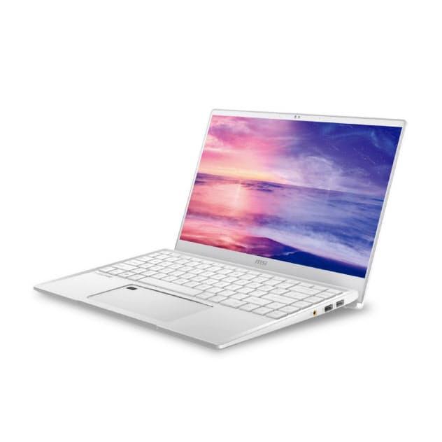台湾系エムエスアイコンピュータージャパンが日本市場に投入するクリエーター向けパソコンの新機種「Prestige 14」
