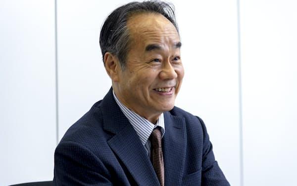 恵和の長村恵弌社長