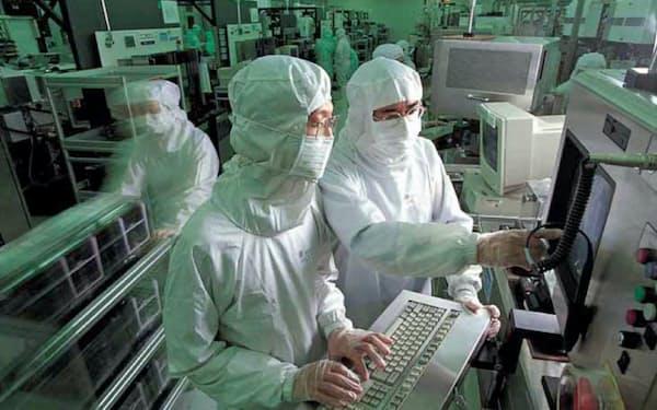 TSMCは5G時代の到来を追い風に、設備投資も大幅に上方修正した=同社提供