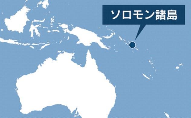 中国企業、ソロモンの島を75年賃借か 豪紙報道