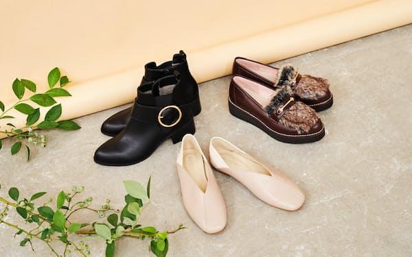 ダブルエーは「オリエンタルトラフィック」など婦人靴の企画・販売を手掛ける