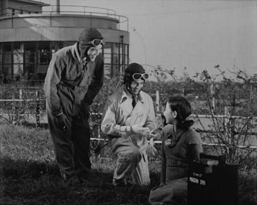 日本とミャンマーの初の合作映画として1935年に製作されたニープ監督「日本の娘」