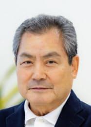 浜松商工会議所副会頭就任が内定した小楠金属工業所の小楠倶由会長