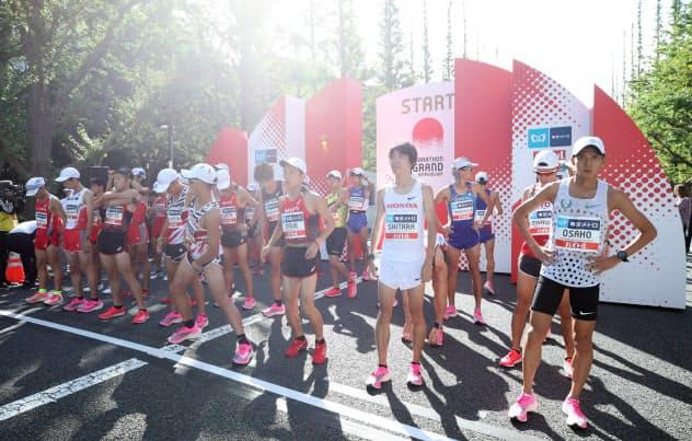 東京五輪のマラソンは札幌へ変更の見通しになった(9月の代表選考会)