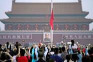 中国は国内での外国人の情報収集への取り締まりを強化している=ロイター