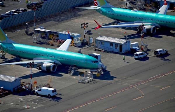 ボーイングのテストパイロットが3年前に欠陥を把握していた可能性があると報じられた=ロイター