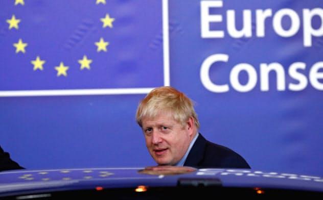 英国の離脱期限延期に対するEU側の姿勢は微妙に変化してきている=ロイター