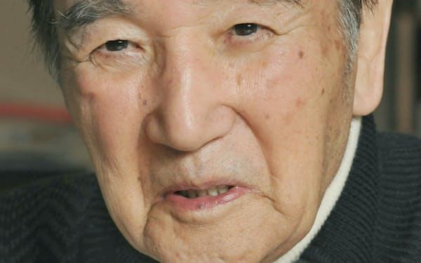 西岡善信(にしおか・よしのぶ) 1922年、奈良県明日香村生まれ。学徒出陣、ソ連抑留を経て、48年大映京都撮影所入り。71年の大映倒産後、旧大映スタッフを集め制作会社「映像京都」を設立。日本の映画美術の第一人者