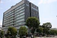 甲府市は「大津町」がリニア新駅に適しているとの検証結果を公表した(甲府市役所)