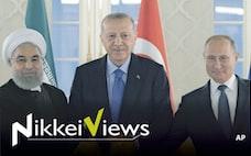 プーチン大統領、中東の調停役に躍り出た思惑