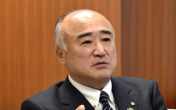 筑波銀行・生田雅彦頭取
