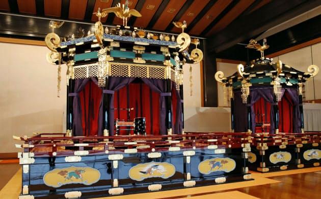 天皇陛下、即位を宣明へ 皇居に国内外から賓客2000人