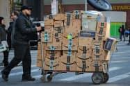 米マタニティ服大手は、ネット通販におされて経営破綻に追い込まれた=ロイター