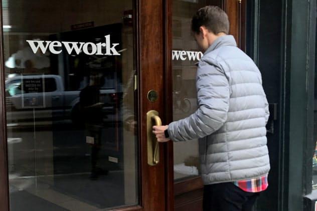 ソフトバンクG、WeWorkに95億ドル支援発表
